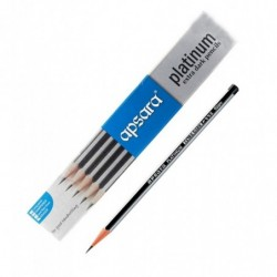 Apsara Platinum Pencils (Pack of 4) (2096532)