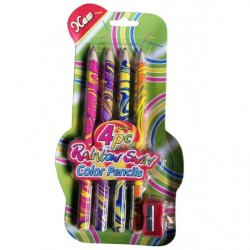 Rainbow Swirl Color Pencils Set (Pack of 2) (91955216)