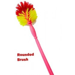 Indoselection® Round Toilet Cleaner Brush
