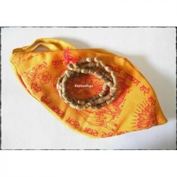 Prayer Mala Yoga Bag Hare Ram Hare Krishna